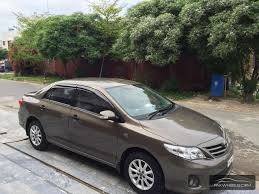 toyota corolla 1 6 2014 toyota corolla gli automatic 1 6 vvti 2014 for sale in lahore