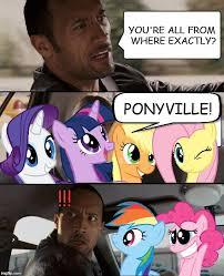 Bronies Meme - pony road trip imgflip
