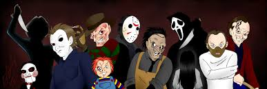 halloween movies wallpaper horror movie icons wallpaper wallpapersafari