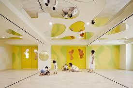 lhm kindergarten moriyuki ochiai architects archdaily