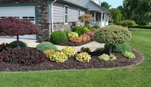 Sidewalk Garden Ideas A Colorful Landscape Design Idea For Sidewalk Planting Landscaping