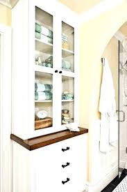 Storage Ideas For Small Bathrooms With No Cabinets Bathroom Storage Closet Bathroom Storage Stories Small Bathroom