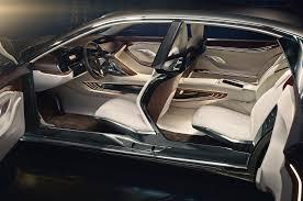 bmw future luxury concept bmw vision future luxury concept shown in beijing automobile