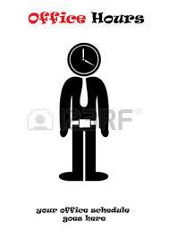 les heures de bureau les heures de bureau horloge montrant 9h15 matin ou soir