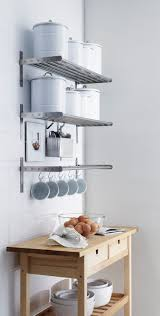 Kitchen Cart Ikea by Racks Ikea Kitchen Shelves With Different Styles To Match Your