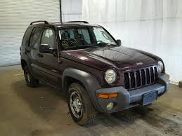 jeep liberty 2004 for sale 2004 jeep liberty sp for sale ny syracuse salvage cars