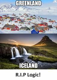 Iceland Meme - dopl3r com memes greenland iceland r l p logio