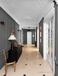 Couleur De Peinture Pour Couloir Sombre by Booster Le Style Haussmannien Par Marion Collard Haussmannien