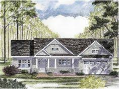 Small Craftsman Bungalow House Plans Plan 40893db Kitchen With Two Islands Ranch House Plans Ranch