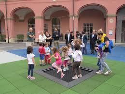 giochi da cortile nuova area giochi nel cortile della maddalena maurizio marello