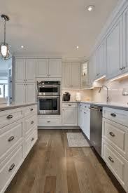 kitchens with wood floors comfortable home design