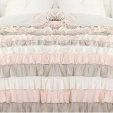 light pink twin bedding best pink ruffle bedding products on wanelo