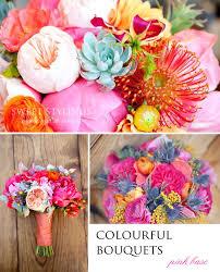 wedding flowers calgary calgary weddings calgary wedding design colourful bouquets