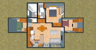 1000 Square Foot Floor Plans by Home Cozy Home Plans Part 2
