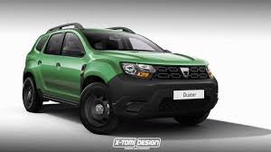 renault duster 2017 colors new 2017 dacia duster imagined as pickup and three door suv