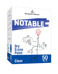 benjamin moore introduces notable dry erase paint business wire