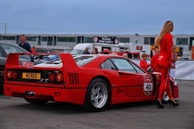 types of ferraris the history and evolution of the f40