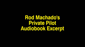 private pilot audiobook audio excerpt youtube