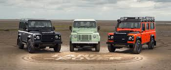 jaguar land rover defender hotbray land rover