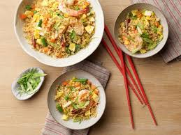 rice cuisine shrimp fried rice recipe cooking channel