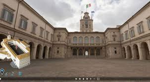 sede presidente della repubblica italiana quirinale on line il tour virtuale della residenza presidente