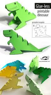 25 paper dinosaur ideas