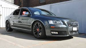 audi s8 v10 turbo now you can own this insanely loud audi s8