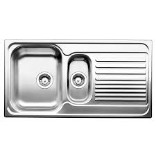 1 1 4 to 1 1 2 sink drain adapter blanco 60cm tipo 1 1 4 left hand bowl stainless steel inset sink