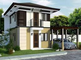 modern tropical house design small exterior picture with fabulous