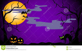 halloween night background big halloween night scene stock photography image 3353012