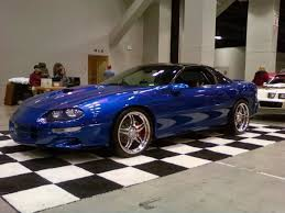 98 ss camaro with a 408 in long beach blue pearl aside from the
