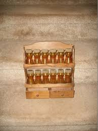 Antique Spice Rack 89 Best Antique Spice Rack Bottles Images On Pinterest Spice