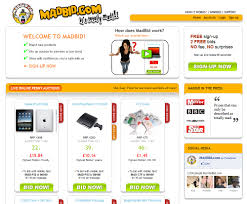mad bid madbid bid madly and get more than 80 discount on your loving