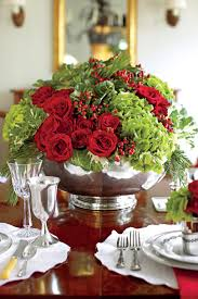 Accessorize Your End Table With Silver Vases And Votives by 100 Fresh Christmas Decorating Ideas Southern Living