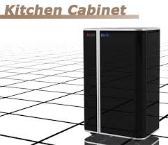 My Kitchen Cabinet My Kitchen Is A Cabinet Really Yanko Design