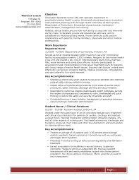 nursing resume sample key skills for nursing resume free resume example and writing resume templates pediatric nurse