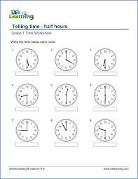 worksheets for class 1 grade free worksheets worksheets
