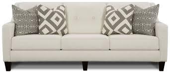 emblem contemporary sofa with track arms belfort furniture sofas