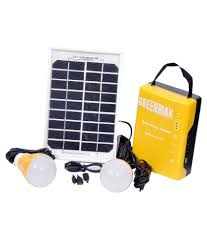 Mini Home by New Products 3w Mini Home Solar Power System With Led Light