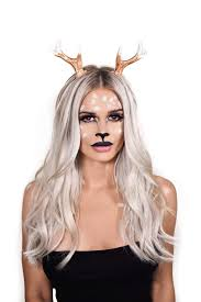 Bambi Halloween Makeup by Bambi Halloween Makeover U2013 Esther Fit