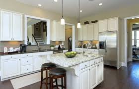 kitchen ideas photos traditional kitchen with breakfast bar flush oak blackened