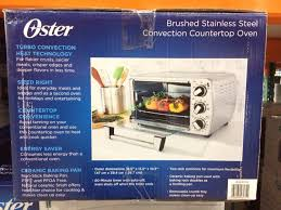 Convection Toaster Oven Costco Oster 6 Slice Convection Countertop Oven Model Tssttvcg04