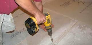 installing tile over a wood homeowner how to install ceramic on