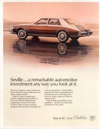 curbside classic 1980 1985 cadillac seville u2013 gm u0027s deadly sin no