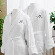 His And Hers Bathroom Set by Amazon Com Luxor Linens Terry Cloth Bathrobes 100 Egyptian