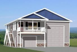 Garage And Shop Plans 36x40 Apartment With 1 Car 1 Rv Garage Pdf Floor Plan 901 Sq