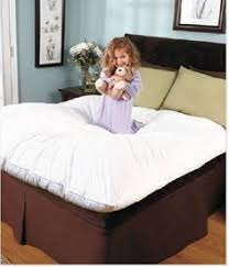 bed pillow toppers luxury goose down combination mattress toppers are filled with a