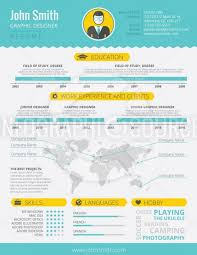 resume archives infographicsource com infographic templates