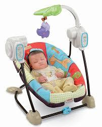 Amazon Baby Swing Chair Amazon Com Fisher Price Space Saver Swing And Seat Luv U Zoo