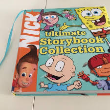find more nickelodeon ultimate storybook collection for sale at up
